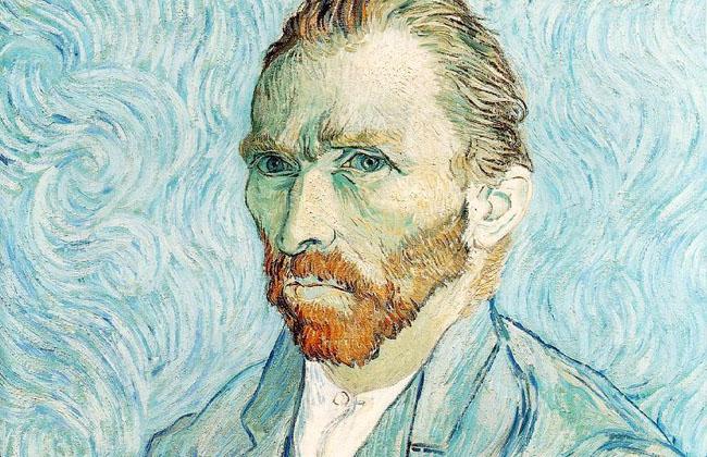 Van Gogh, Self-Portrait 1889