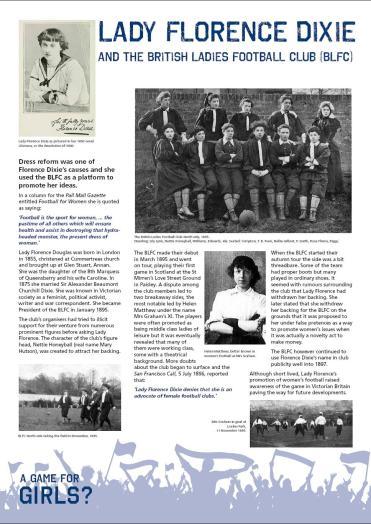 British Ladies 1895